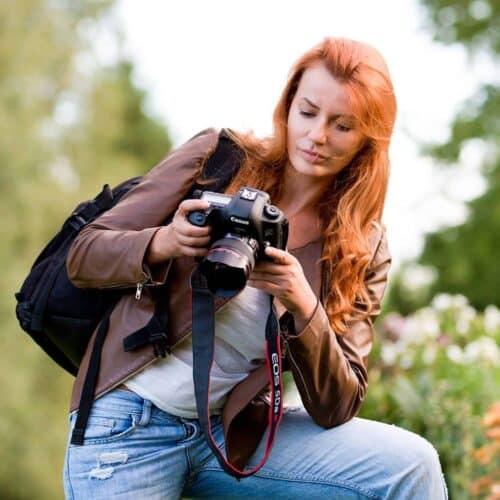 Nuchtere fotografe wilt gevonden worden